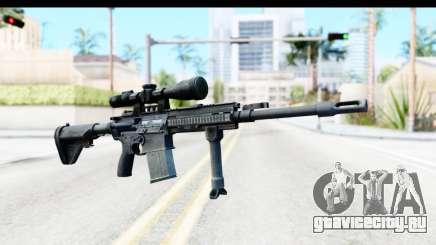 CoD Ghosts - G-28 Custom для GTA San Andreas