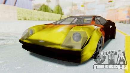 GTA VC Cuban Infernus для GTA San Andreas