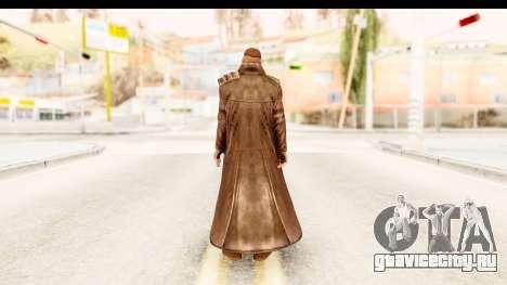 Marvel Heroes - Blade для GTA San Andreas третий скриншот