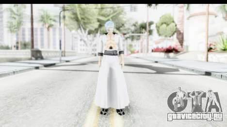 Bleach - Grimmjow для GTA San Andreas второй скриншот