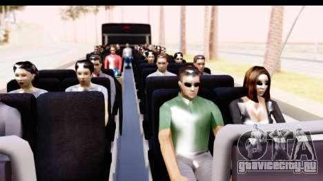 Bus Tours Dic Megadic 4x2 ETCE для GTA San Andreas вид сзади