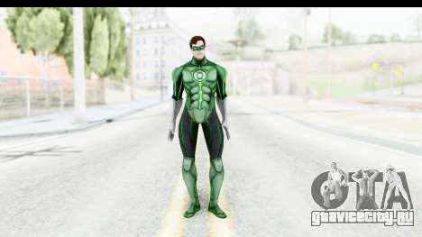 Injustice God Among Us - Green Lantern для GTA San Andreas второй скриншот
