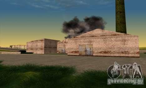 Новый район возле Арзамаса для GTA San Andreas третий скриншот