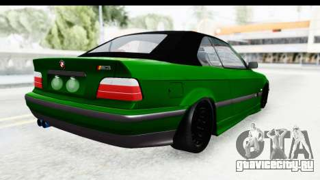 BMW M3 E36 Sloboz Edition для GTA San Andreas вид слева