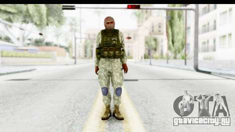 Global Warfare Arab для GTA San Andreas второй скриншот