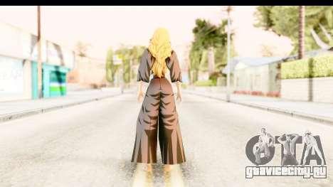 Bleach - Rangiku для GTA San Andreas третий скриншот