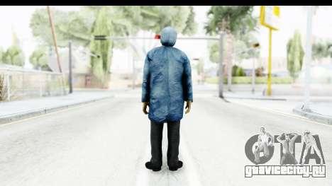 Silent Hill Downpour - Doctor для GTA San Andreas третий скриншот