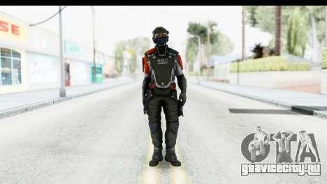 Homefront The Revolution - KPA v4 Captain для GTA San Andreas второй скриншот