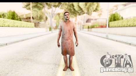 Left 4 Dead 2 - Zombie Patient для GTA San Andreas второй скриншот