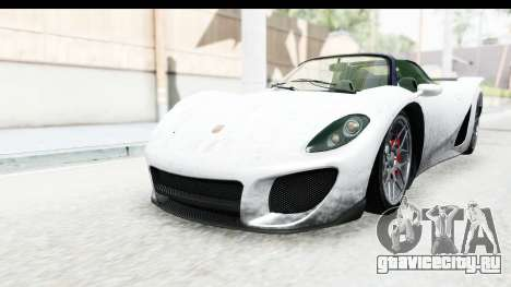 GTA 5 Pfister 811 SA Lights для GTA San Andreas