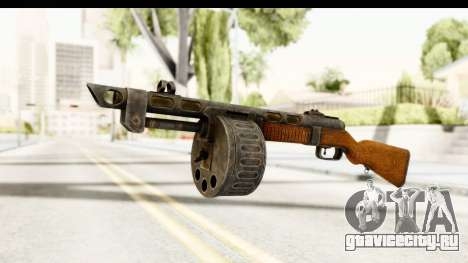 The Terrible Shotgun для GTA San Andreas