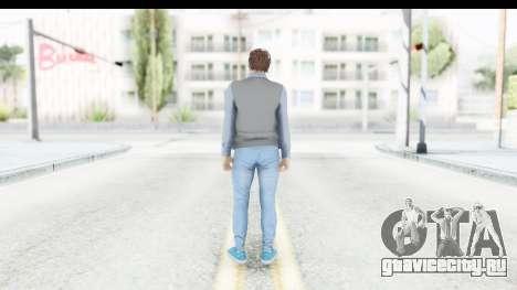GTA 5 DLC Finance and Felony Skin для GTA San Andreas третий скриншот