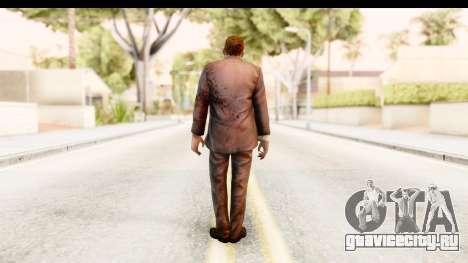 Left 4 Dead 2 - Zombie Suit для GTA San Andreas третий скриншот