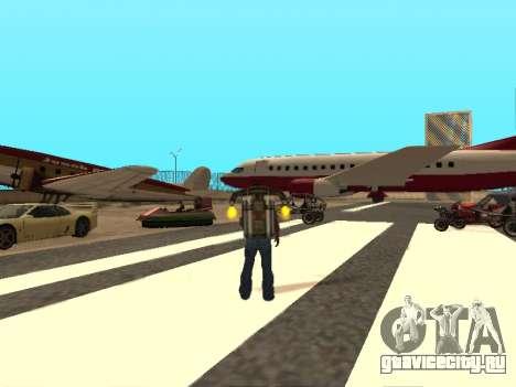 Cars spawn для GTA San Andreas шестой скриншот