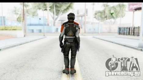 Homefront The Revolution - KPA v5 Captain для GTA San Andreas третий скриншот