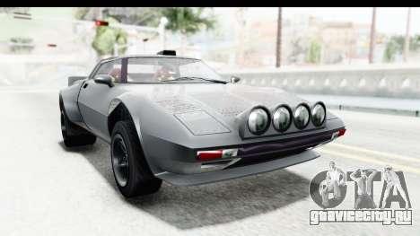 GTA 5 Lampadati Tropos Rallye для GTA San Andreas вид сзади слева
