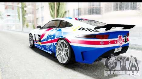GTA 5 Ocelot Lynx IVF PJ для GTA San Andreas