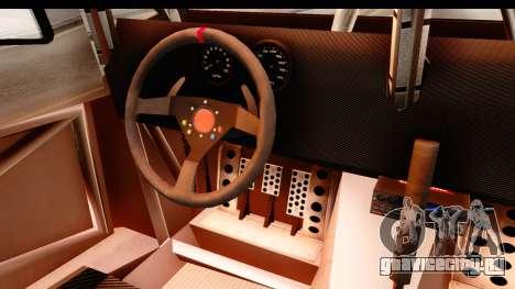 GTA 5 Desert Raid SA Lights PJ для GTA San Andreas вид изнутри