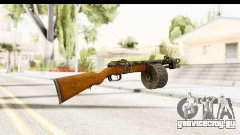 The Terrible Shotgun для GTA San Andreas второй скриншот