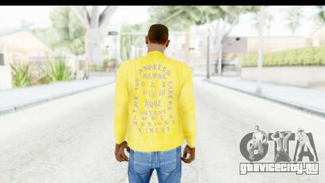 I Feel Like Kobe Sweatshirt для GTA San Andreas третий скриншот