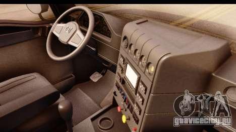 CAT CT 660 v1.0 для GTA San Andreas вид сзади
