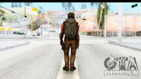 Homefront The Revolution - KPA v3 Red для GTA San Andreas третий скриншот