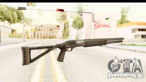 MP-153 для GTA San Andreas второй скриншот