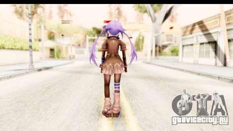 Ankokuboshi Kurome для GTA San Andreas третий скриншот