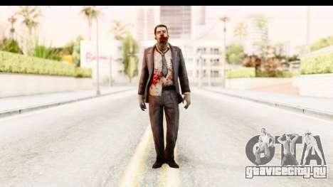 Left 4 Dead 2 - Zombie Suit для GTA San Andreas второй скриншот