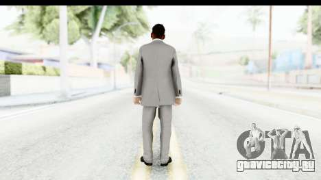 Messi Formal для GTA San Andreas третий скриншот