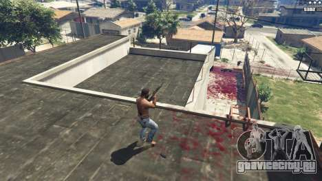 Extreme Blood 0.1 для GTA 5 второй скриншот