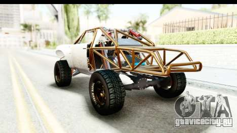 GTA 5 Trophy Truck IVF для GTA San Andreas вид слева