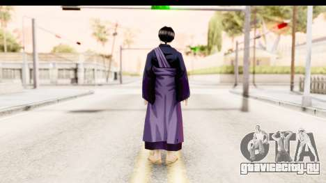 Miroku для GTA San Andreas второй скриншот