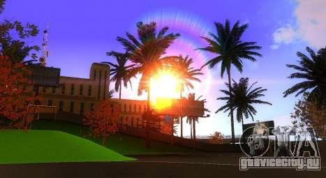 Новые текстуры скейт-парка и госпиталя для GTA San Andreas третий скриншот