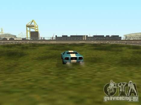 Переворот машины без потери скорости для GTA San Andreas второй скриншот