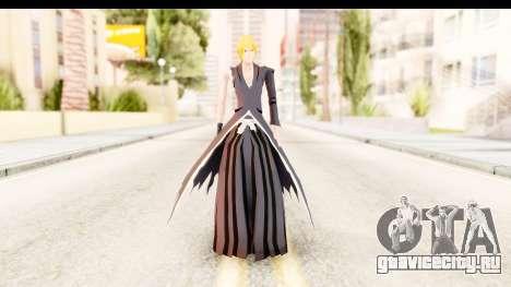 Bleach - Ichigo M для GTA San Andreas второй скриншот