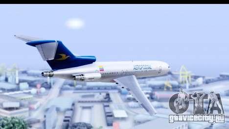 Boeing 727-200 Aeropostal для GTA San Andreas вид справа