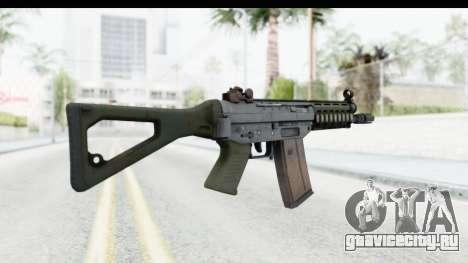 SG553 для GTA San Andreas второй скриншот