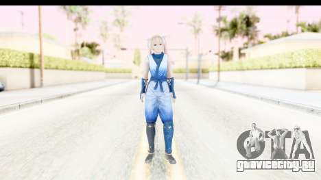 DoA 5: LR - Marie Rose Ninja для GTA San Andreas второй скриншот