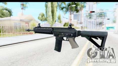 SG556 для GTA San Andreas второй скриншот