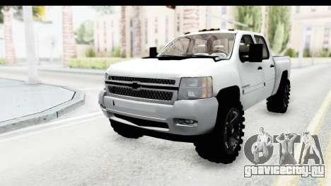 Chevrolet Silverado Duramax 2012 для GTA San Andreas