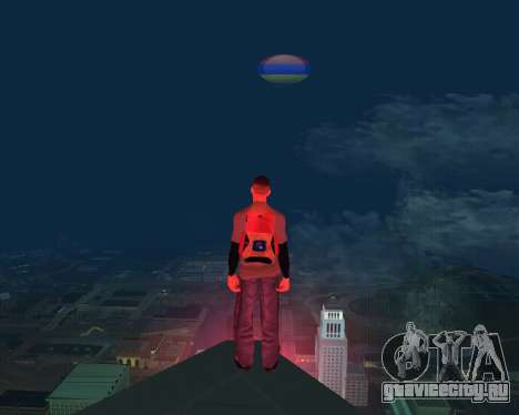 Новая луна Armenian для GTA San Andreas