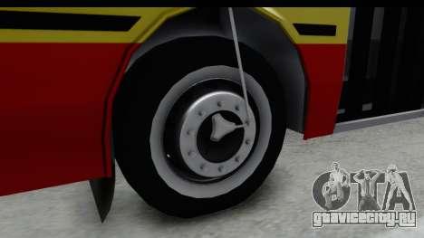 Metalpar Tronador 2 Puertas Linea 324 для GTA San Andreas вид сзади