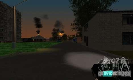 Новый район возле Арзамаса для GTA San Andreas седьмой скриншот