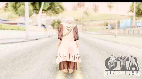 Bleach - Hitsugaya для GTA San Andreas третий скриншот