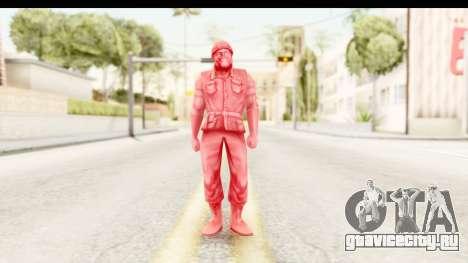 ArmyMen: Serge Heroes 2 - Man v3 для GTA San Andreas второй скриншот