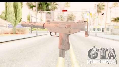 RE2 - Machine Gun для GTA San Andreas третий скриншот