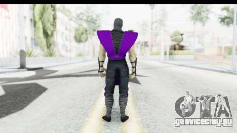 Rain MK2 для GTA San Andreas третий скриншот