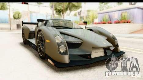 Scuderia Glickenhaus SCG 003C для GTA San Andreas вид справа