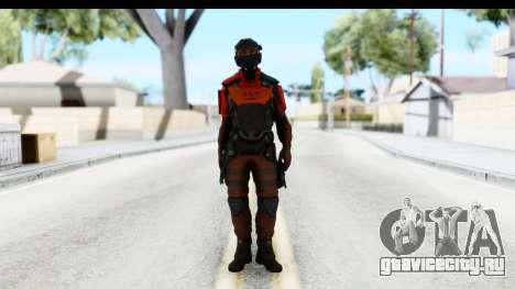 Homefront The Revolution - KPA v3 Red для GTA San Andreas второй скриншот